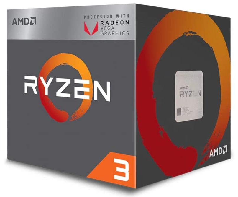 Student Budget Gaming PC Build AMD Ryzen 3 2200G