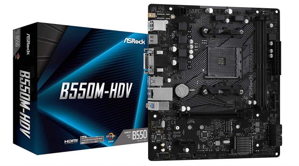 Best Computer Repair Bridgend ASRock B550M-HDV
